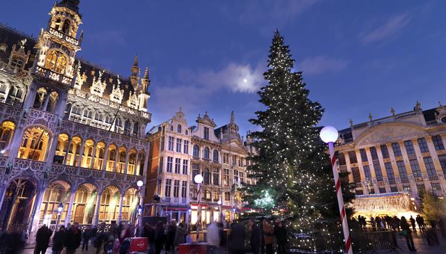 Christmas in Brussels © www.milo-profi.be/Visit Flanders